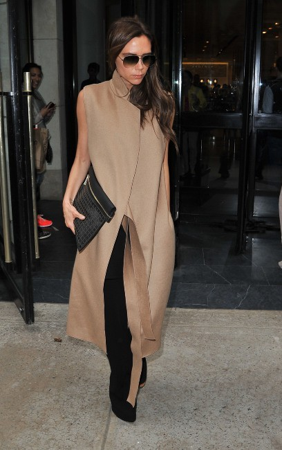 Victoria Beckham, New York, 11 mai 2013.