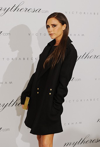 Victoria Beckham à Munich le 15 novembre 2013