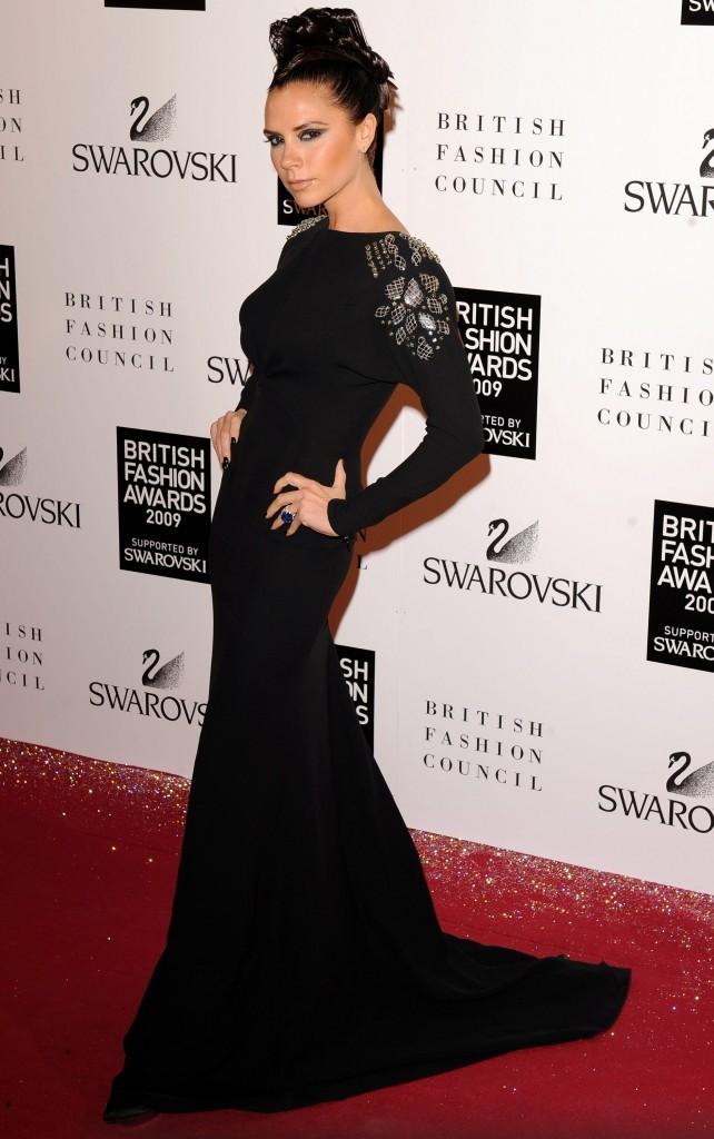 Victoria Beckham fidèle à elle-même !