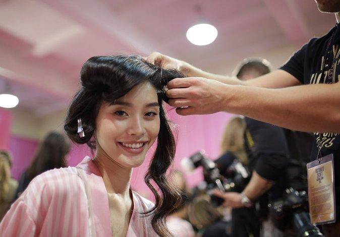 Victoria's Secret Fashion Show 2015 : Ming Xi