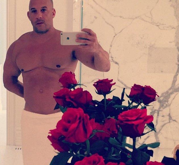 Vin Diesel, toujours aussi sexy !