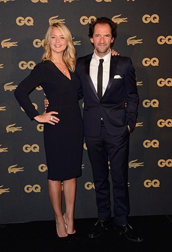 Virginie Efira et Stéphane de Groodt à Paris le 20 novembre 2013