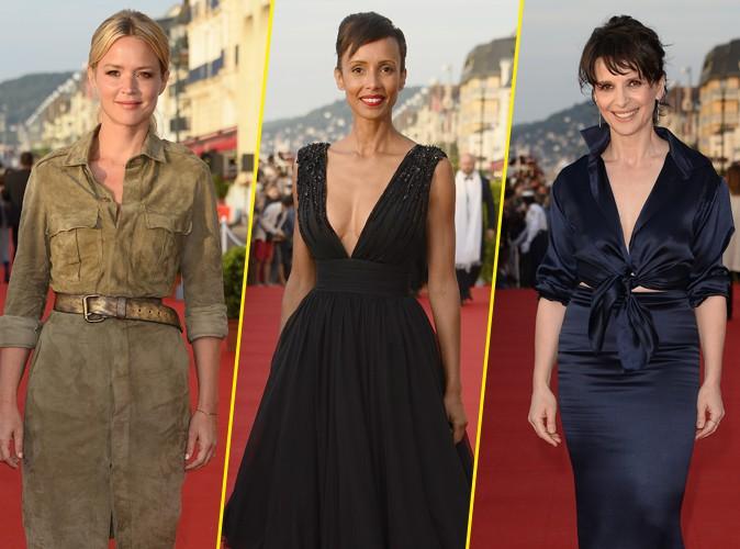 Photos : Virginie Efira, Sonia Rolland, Juliette Binoche : trois drôles de dames font leur cinéma !