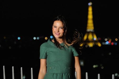 Photos : Virginie Ledoyen, une ambassadrice étrange au charme fou !