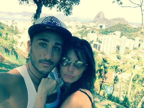 Photos : Vivian (Les Anges 7) : trompé par Nathalie au Brésil ? Il répond !