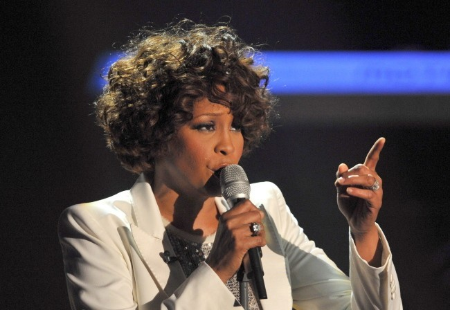 La diva Whitney Houston !
