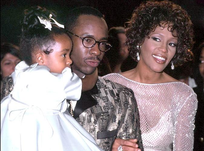 Une famille unie : Bobbi Kristina n'avait que 4 ans sur cette photo prise en 1997 !