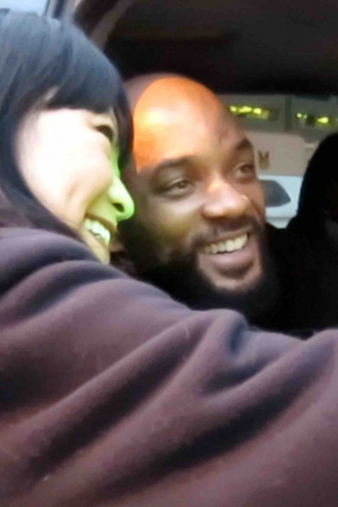 """Will Smith : blessé sur le tournage de """"Suicide Squad"""", il garde le sourire !"""