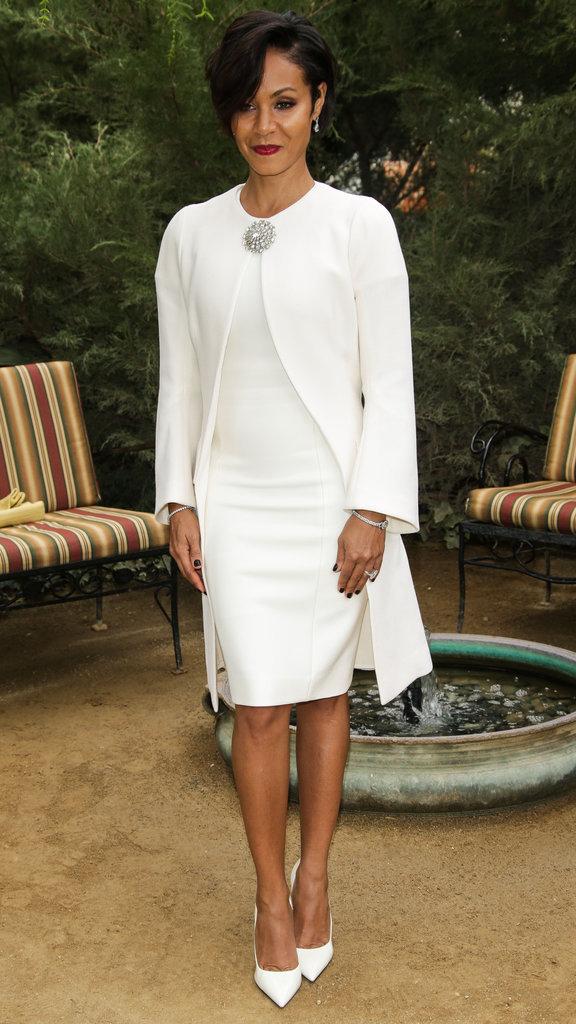 Jada Pinkett-Smith est une star lookée