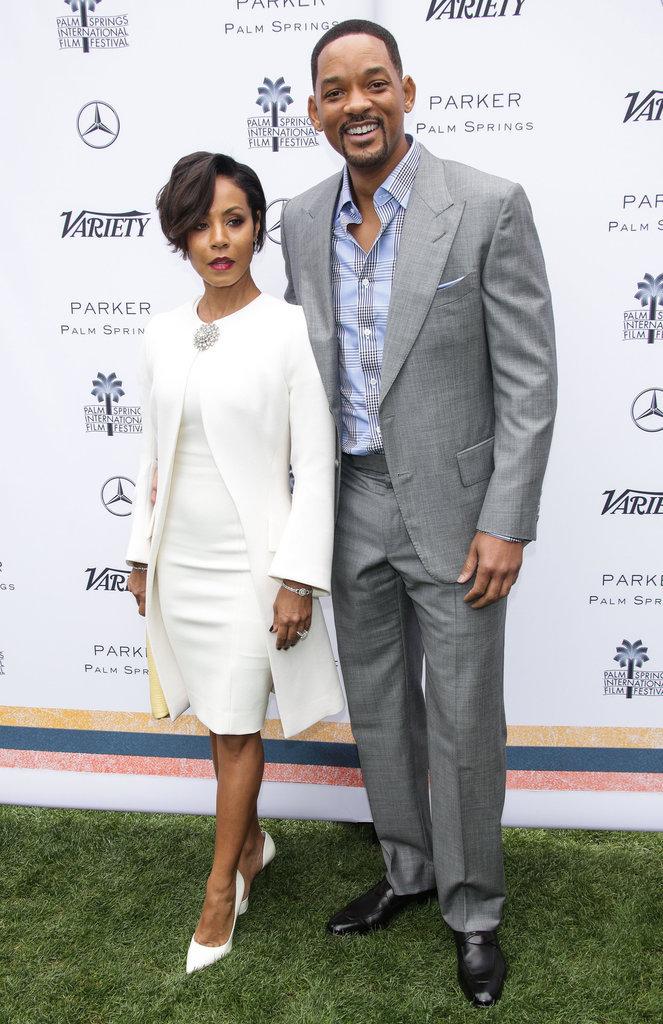 Jada Pinkett-Smith et Will Smith se sont rendus ensemble au Variety's Creative Impact Awards