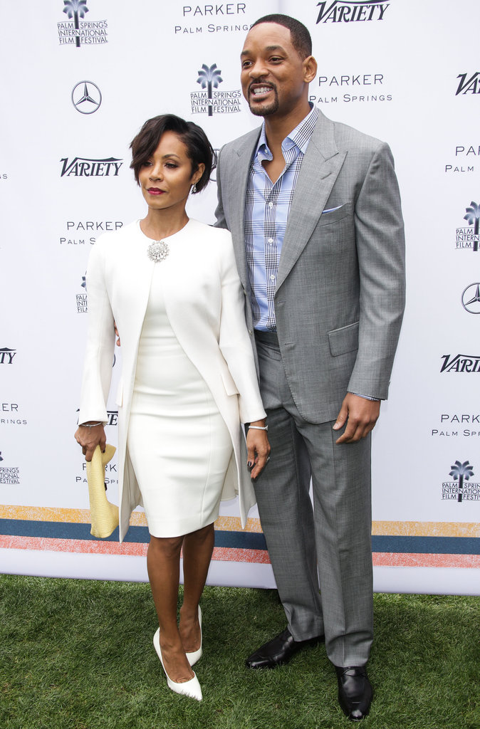 Will Smith et Jada Pinkett-Smith font partie des couples les plus glamour d'Hollywood