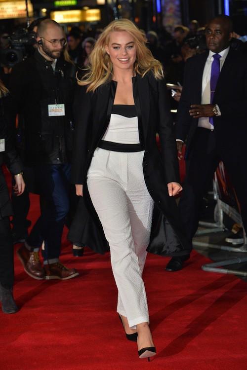 Photos : Will Smith et Margot Robbie : tout sourire et trop complices sur le red carpet ?