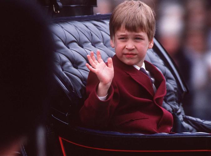Un futur roi déjà dans ses fonctions à l'âge de 6 ans