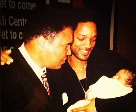 Will Smith et Mohamed Ali