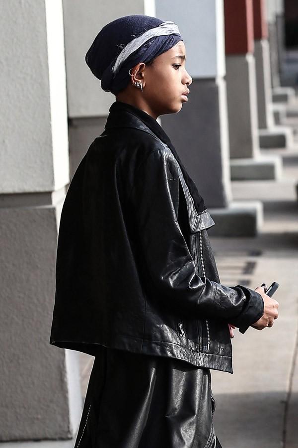 Willow Smith à Los Angeles le 22 janvier 2013