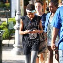 Willow Smith, Los Angeles, 1er aout 2012