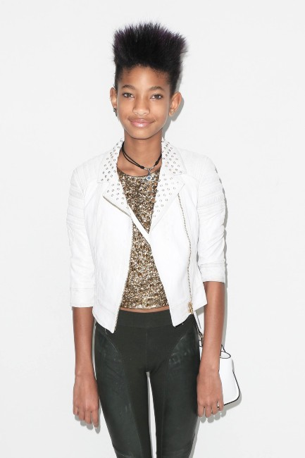Willow Smith le 13 février 2013 à New York