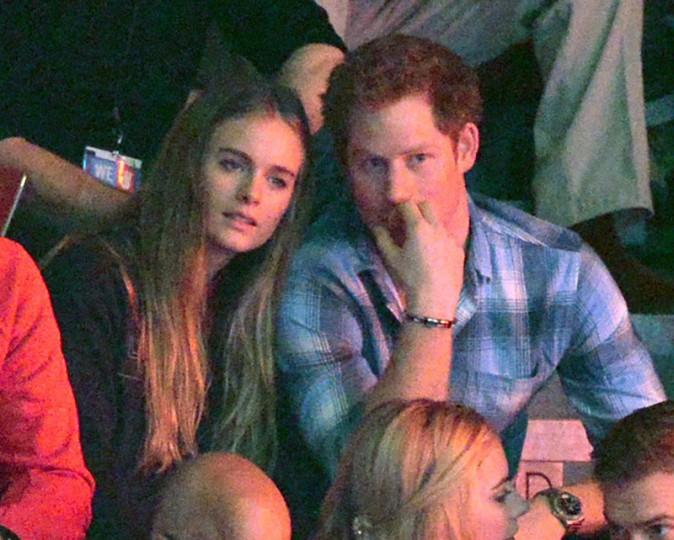 Cressida Bonas & le Prince Harry