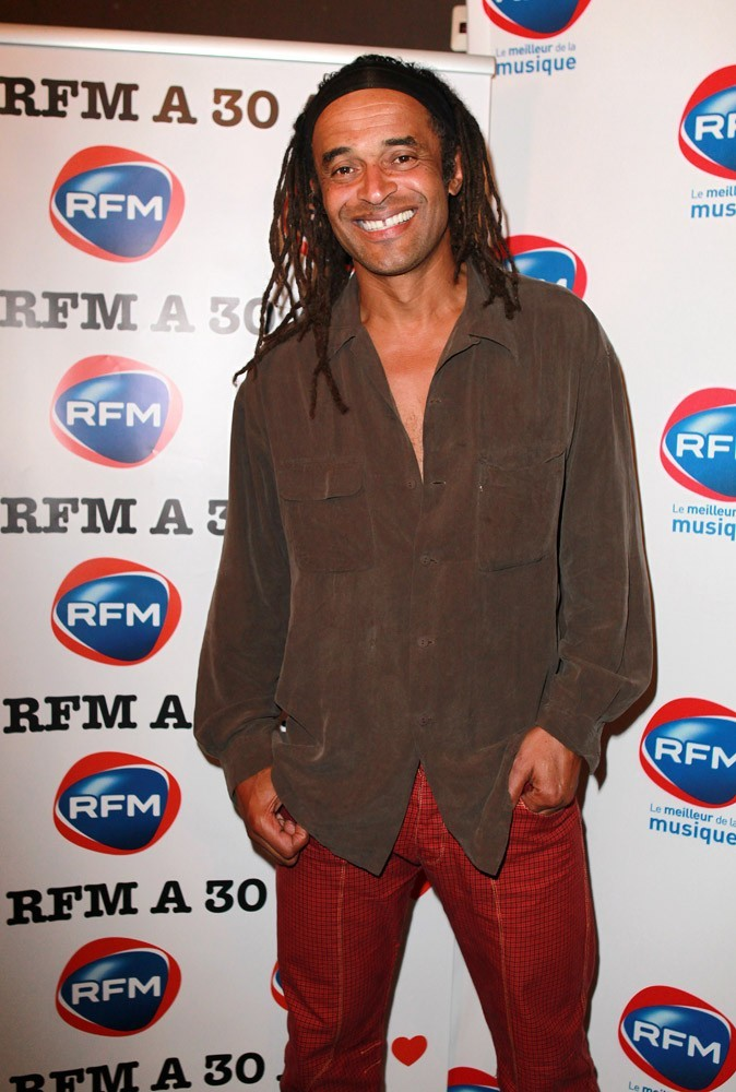 Yannick Noah a mis le feu pour les 30 ans de RFM