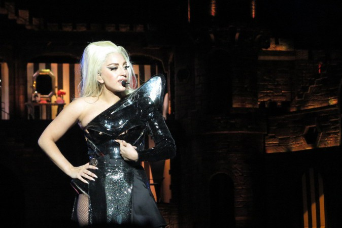 "Lady Gaga performera lors des ""Youtube Music Awards"""