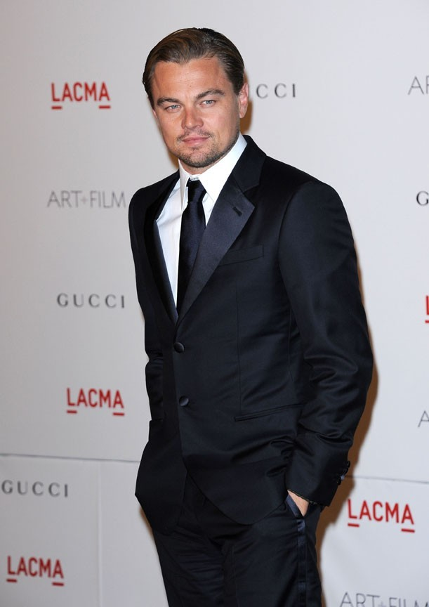 Leonardo Dicaprio hier soir à Los Angeles