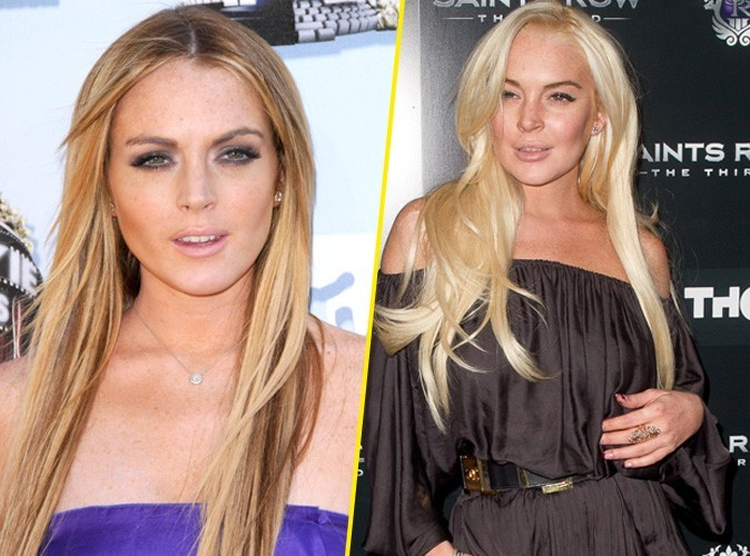 Lindsay Lohan : mais que s'est-il passé?