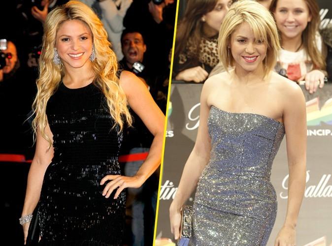 Shakira a changé de coupe !