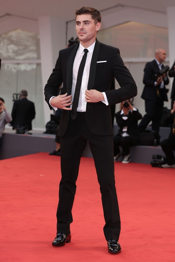 Photos : Zac Efron : waouh, qu'est-ce qu'il est canon !