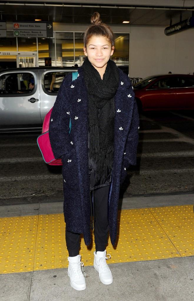 Photos : Zendaya Coleman : méconnaissable sans make-up !