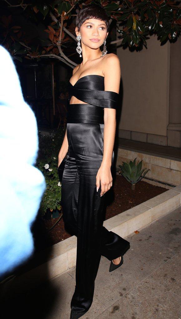Zendaya à Beverly Hills le 20 octobre 2015