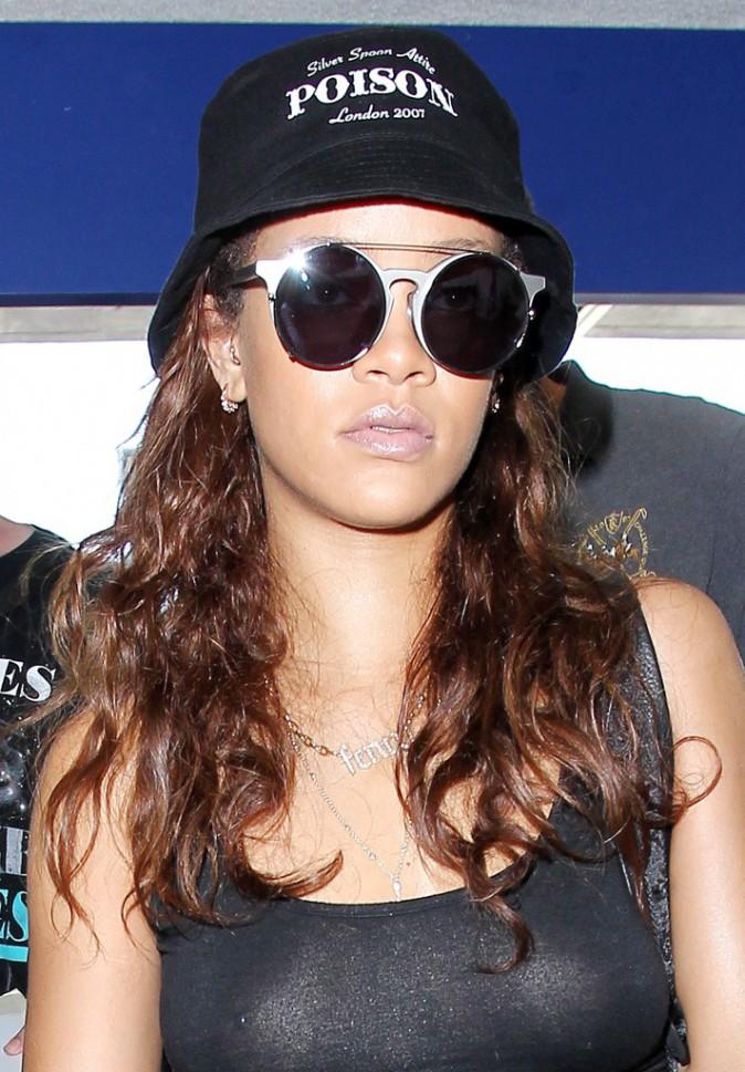 Rihanna le 24 septembre 2015