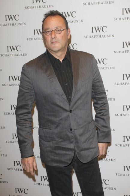 Jean Reno lors de la soirée IWC Schaffhausen Top Gun Gala à Genève, le 17 janvier 2012.