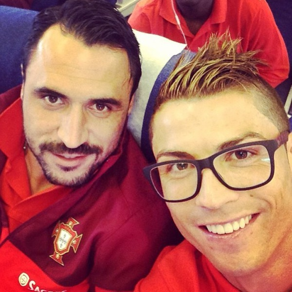 Cristiano Ronaldo en mode hipster !