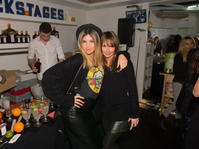Axelle Lafont et Isabelle Furnaro