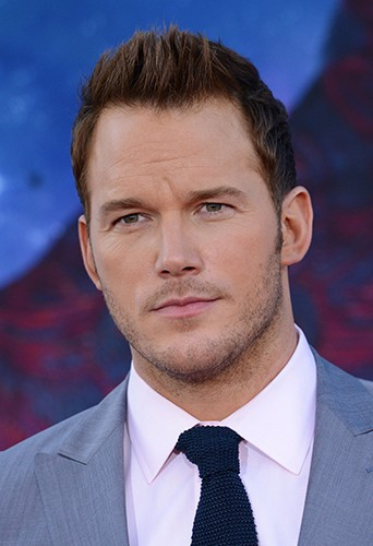 Chris Pratt à Los Angeles le 21 juillet 2014