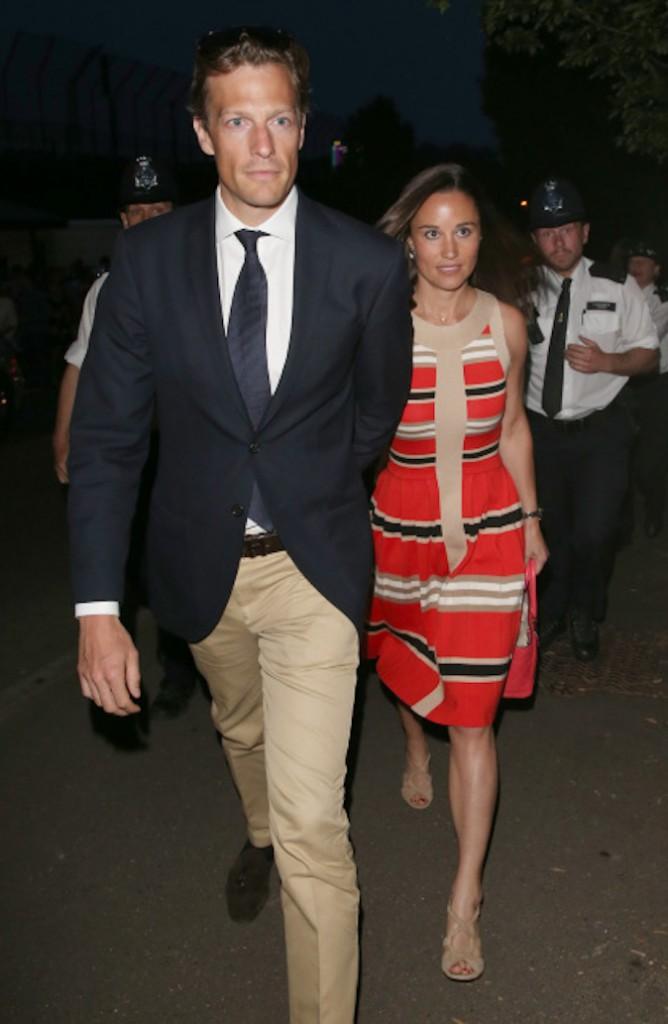 Nico Jackson, le possible fiancé de Pippa Middleton, aime prendre soin de son look !