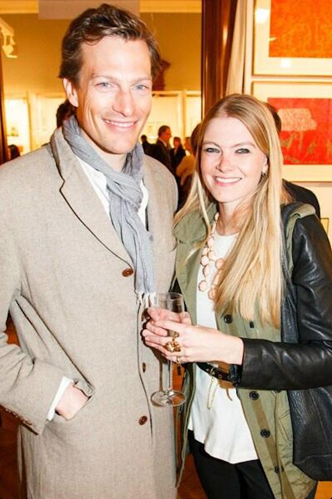 Nico Jackson, le possible fiancé de Pippa Middleton, est déjà sorti avec la petite-soeur d'une ex du Prince William !