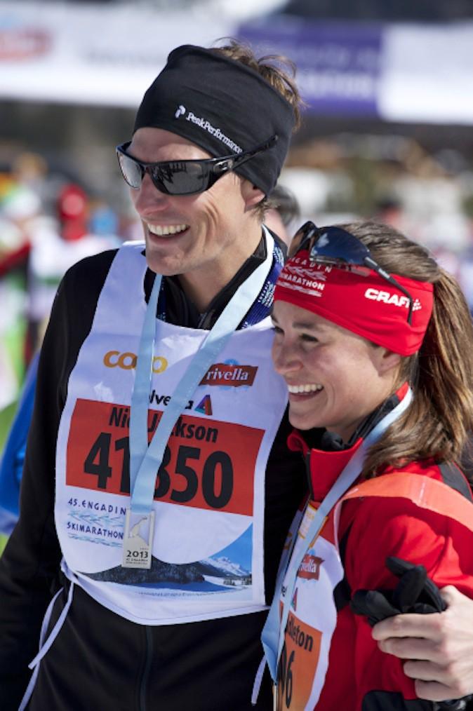 Nico Jackson, le possible fiancé de Pippa Middleton, un champion de ski ?