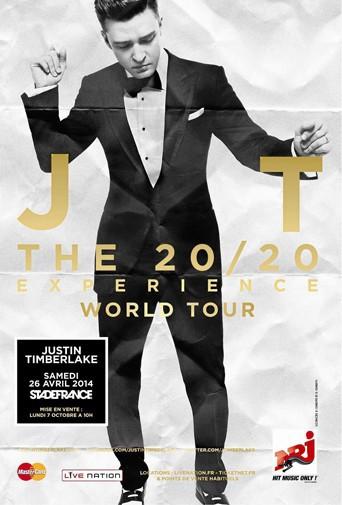 "Justin Timberlake ""sexy Back"" is back !"