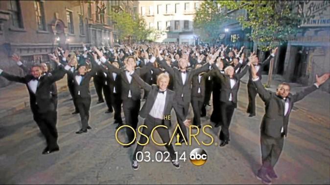 La 86e des Oscars cérémonie sera over glam !