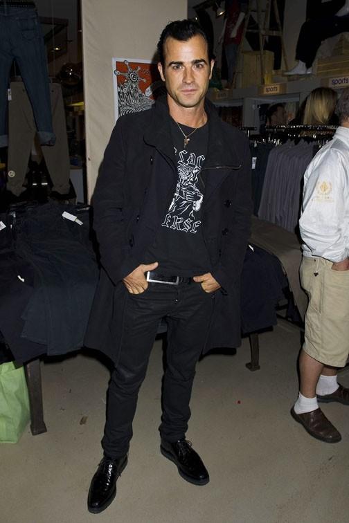 Justin plus sexy que Brad ?
