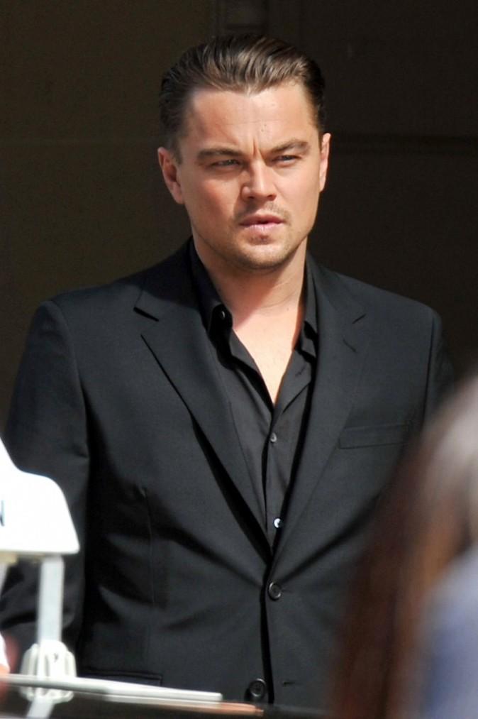 Leornardo DiCaprio