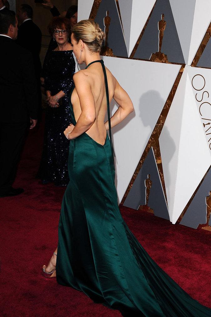Rachel McAdams n'est pas passée inaperçue aux Oscars 2016