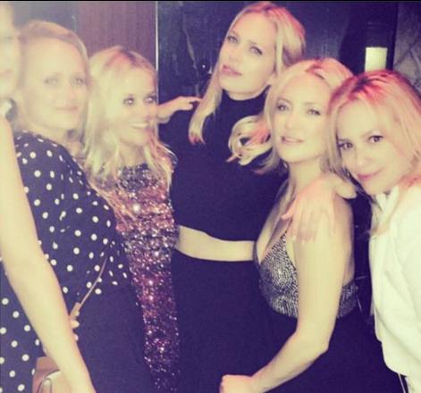 Reese Witherspoon : elle s'éclate avec Kate Hudson, Jennifer Aniston et Nicole Kidman pour ses 40 ans !