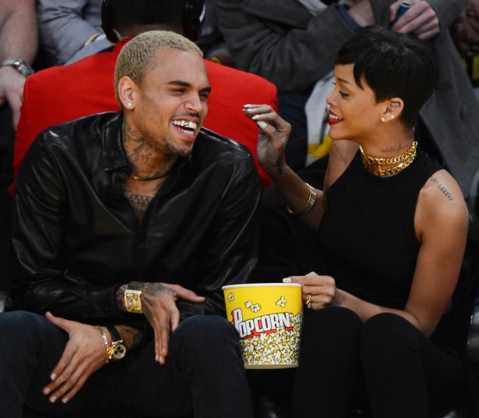 Rihanna - Chris Brown