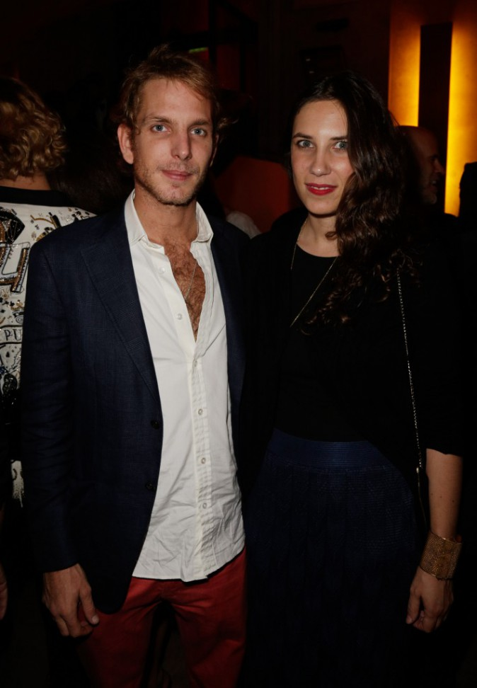 Andrea Casiraghi - Tatiana Santo Domingo