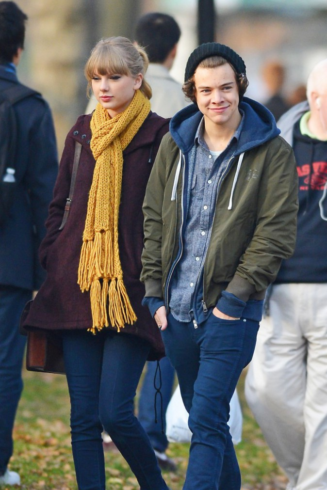 Harry Styles et Taylor Swift