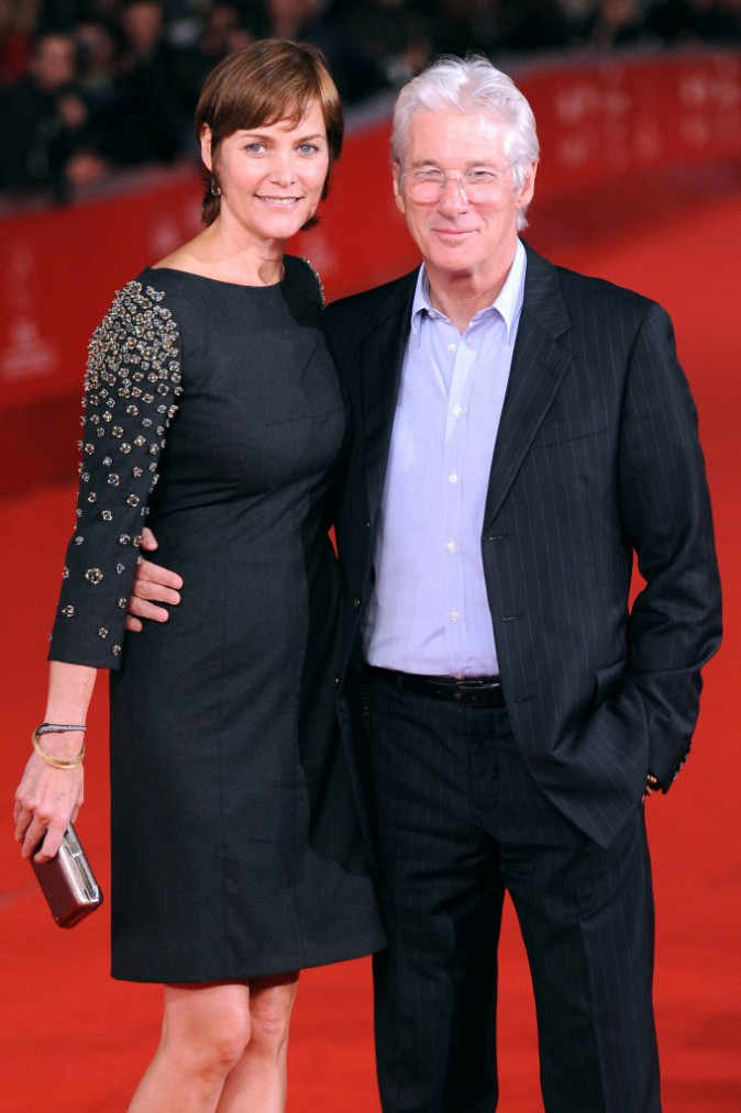 Richard gere Carey Lowell