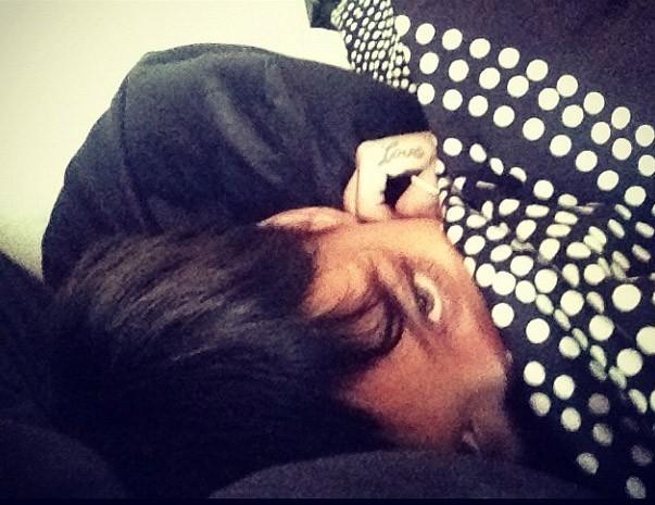 Rihanna le 1er janvier