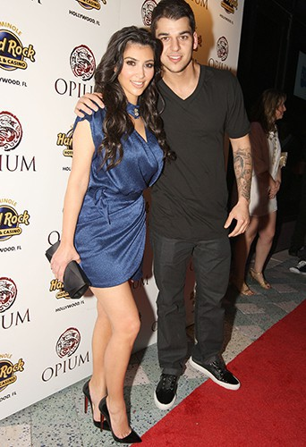 Rob Kardashian en 2009 !